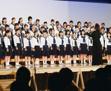 校内音楽コンクール