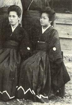 ● 明治35年(1902年)開校時